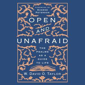 Open and Unafraid