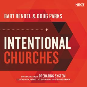 Intentional Churches by Doug Parks and Bart Rendel...