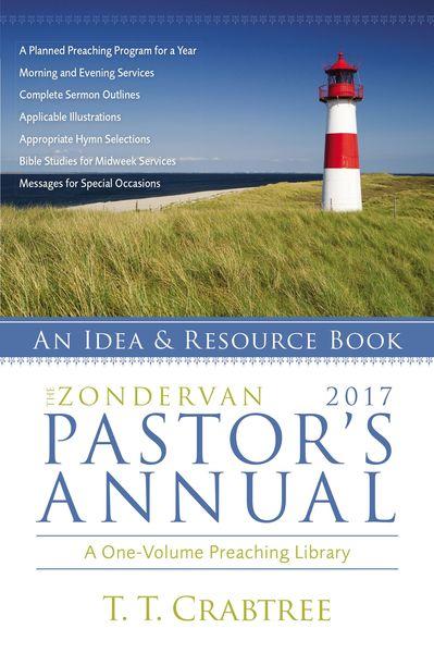 Zondervan 2017 Pastor's Annual