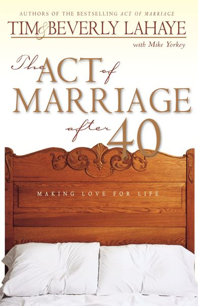 Act of Marriage After 40