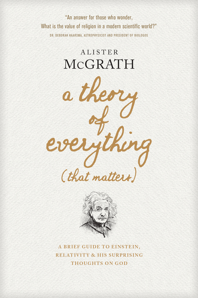 Theory of Everything (That Matters)