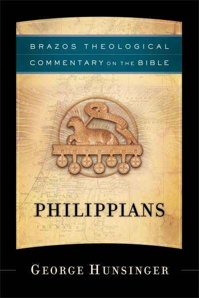 Brazos Theological Commentary: Philippians (BTC)