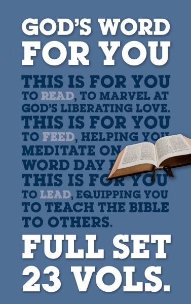 God's Word for You (23 Vols.) - GWFY