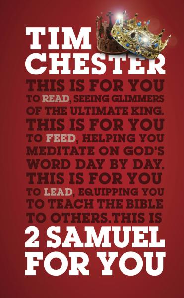 God's Word for You (GWFY) — 2 Samuel