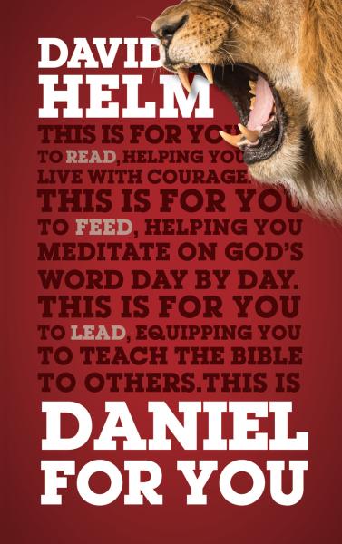 God's Word for You (GWFY) — Daniel