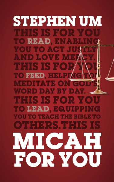 God's Word for You (GWFY) — Micah