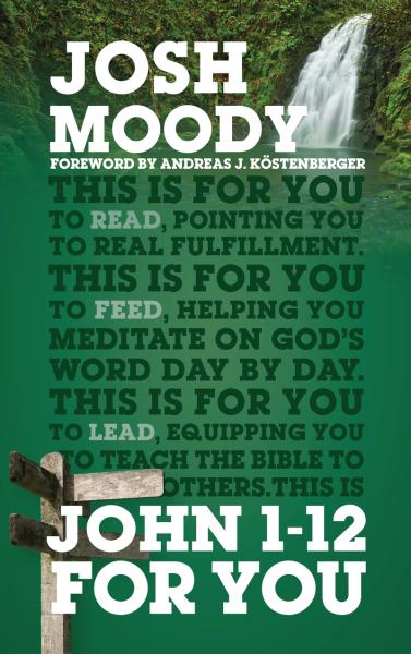 God's Word for You (GWFY)  —  John 1-12