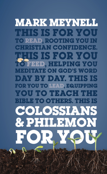 God's Word for You (GWFY) — Colossians & Philemon