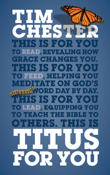 God's Word for You (GWFY) — Titus