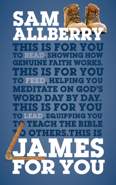 God's Word for You (GWFY) — James