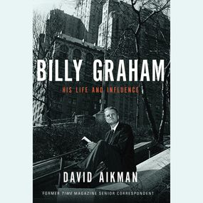 Billy Graham by David Aikman...