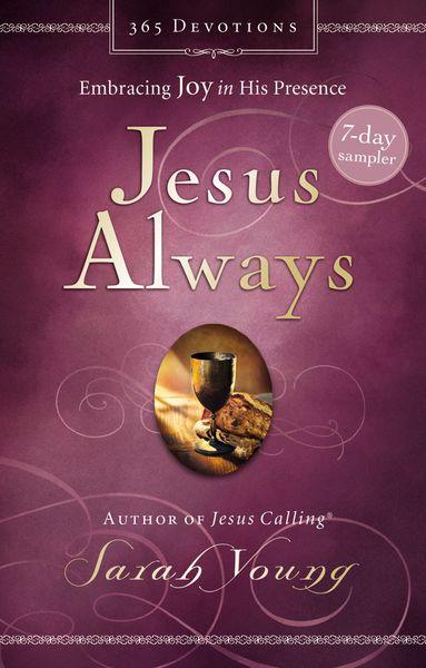 Jesus Always 7-Day Sampler