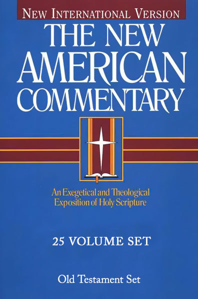 New American Commentary Old Testament Set (25 Vols.) — NAC
