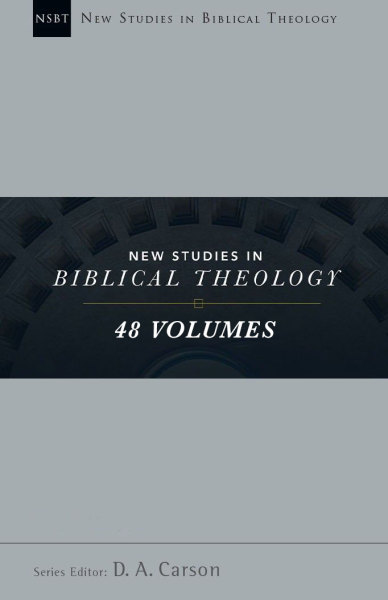 New Studies in Biblical Theology Collection (48 Vols.) — NSBT