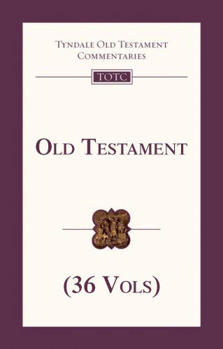 Tyndale Old Testament Commentaries (36 Vols.) — TOTC