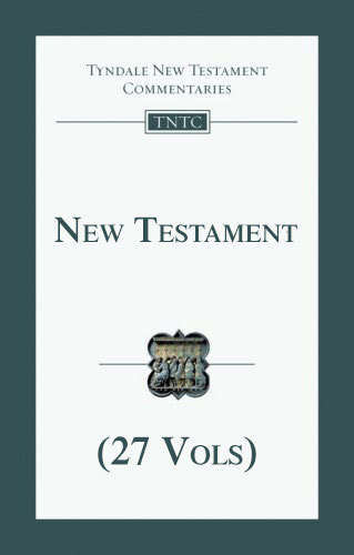 Tyndale New Testament Commentaries (27 Vols.) — TNTC