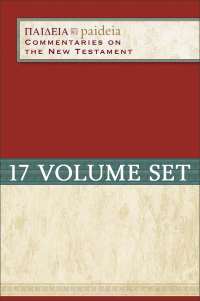Paideia Commentaries on the New Testament (17 Vols.) - PAI