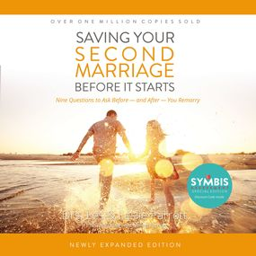 Saving Your Second Marriage Before It Starts by Les Parrott...