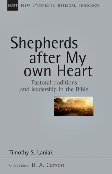 New Studies in Biblical Theology - Shepherds after My own Heart – Pastoral traditions and leadership in the Bible (NSBT)
