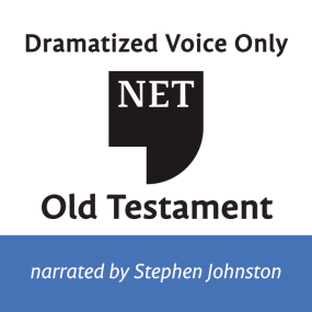 NET Audio Bible, New English Translation: Old Testament