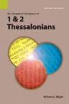 Exegetical Summary: 1 & 2 Thessalonians, 2nd Ed. (SILES)