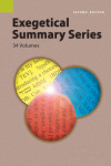 Exegetical Summary Series (34 Vols.) - SILES