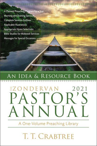 Zondervan 2021 Pastor's Annual