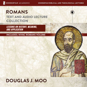 Romans (NIVAC) Text & Audio Lecture Collection by Douglas J. Moo...