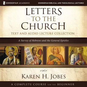 Letters to the Church Text & Audio Lecture Collection