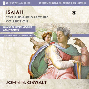 Isaiah (NIVAC) Text & Audio Lecture Collection by John N. Oswalt...