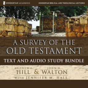 Survey of the Old Testament Text & Audio Lecture Collection
