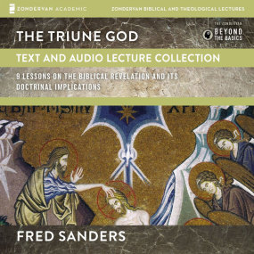 Triune God Text & Audio Lecture Collection