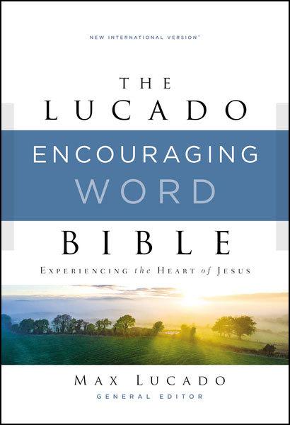 NIV Lucado Encouraging Word Bible