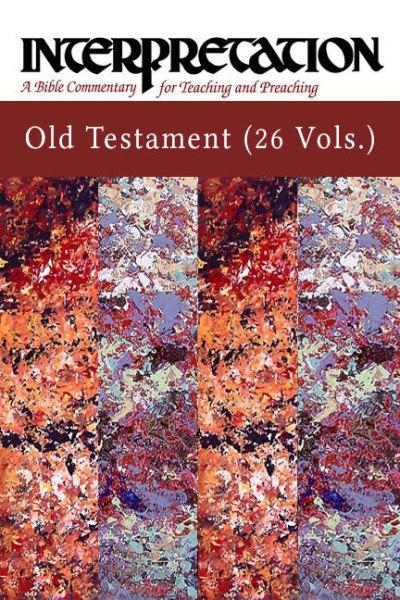 Interpretation: A Bible Commentary Old Testament Set (INT) - 26 Vols.