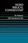 Word Biblical Commentary (WBC): Old Testament Set (36 Vols.)