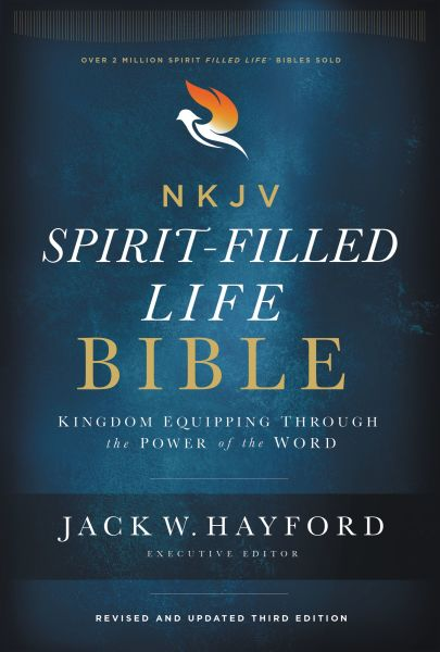 NKJV Spirit-Filled Life Bible, 3rd Ed.