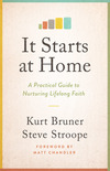 It Starts at Home: A Practical Guide to Nurturing Lifelong Faith