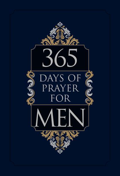 365 Days of Prayer for Men