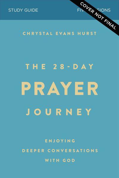 28-Day Prayer Journey Study Guide