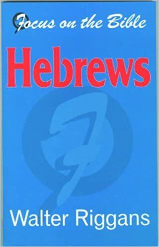 Focus on the Bible: Hebrews - FB