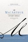 NASB MacArthur Study Bible, 2nd Edition