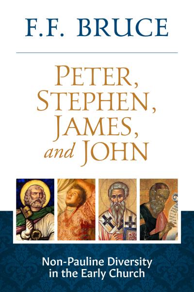 Peter, Stephen, James, and John