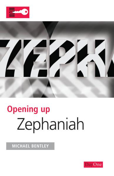 Opening Up Zephaniah - OUB