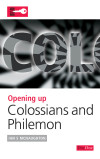 Opening Up Colossians and Philemon - OUB