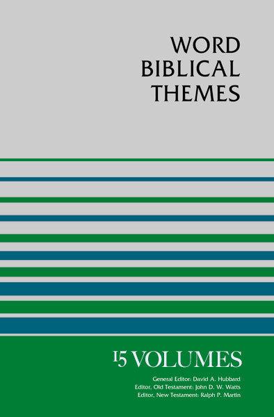 Word Biblical Themes (15 Vols.)