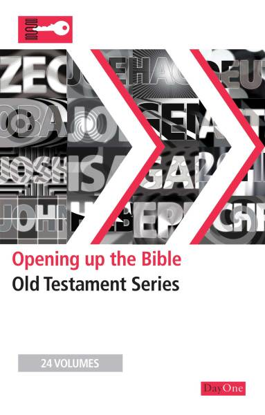 Opening Up the Bible Old Testament Set (24 Vols.) - OUB