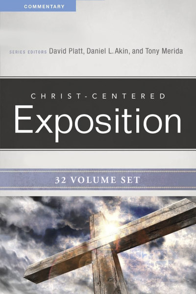 Christ-Centered Exposition Commentary (CCEC) - 32 Vols