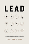 Lead: 12 Gospel Principles for Leadership in the Church