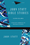John Stott Bible Studies (11 Vols.)
