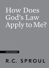 How Does God's Law Apply to Me?
